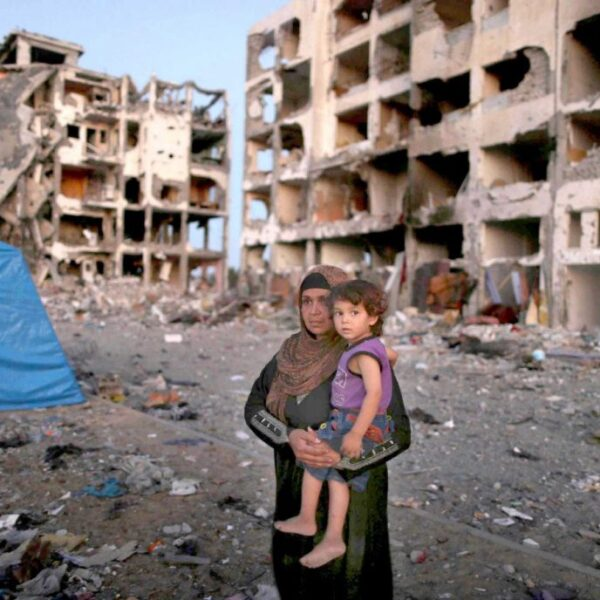 Como a mídia global blinda Israel